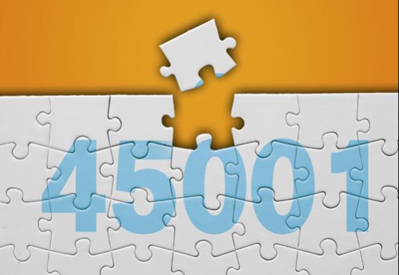 ISO 45001 İş Sağlığı ve Güvenliği Yönetim Sistemi